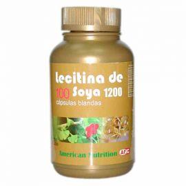LECITINA DE SOYA 1200 MG - 100 CAP. (ANC)