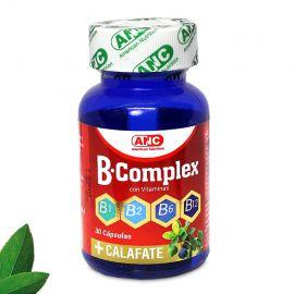 B-COMPLEX+CALAFATE 30 CAPS