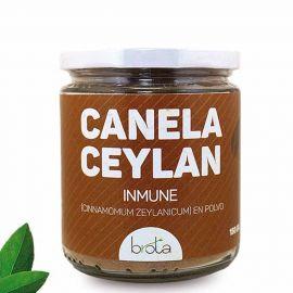CANELA CEYLÁN EN POLVO 150 GRS