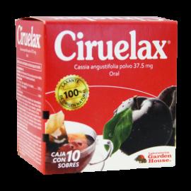 CIRUELAX TE x 10 BOLSITAS