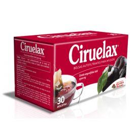 CIRUELAX TE x 30 BOLSITAS