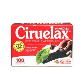 CIRUELAX MTB x 100 COMP.
