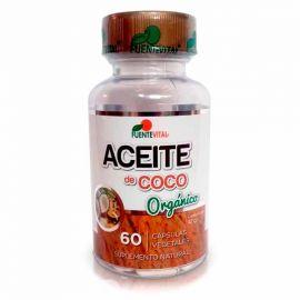 ACEITE DE COCO 60 CÁPSULAS
