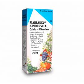 FLORADIX KINDERVITAL CALCIO + VITAMINAS