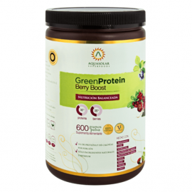 GREENPROTEIN BERRY BOOST