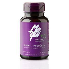 MAQUI + PROPOLEO 30 CAPS.