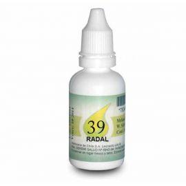 Medicamento para bronquitis y tratamiento - Radal