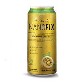 NANOFIX CURCUMINA 250 ML LATA SABOR MARACUYA