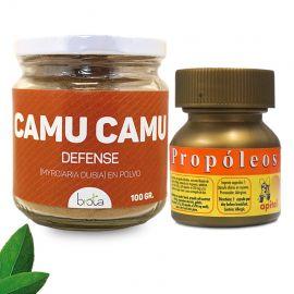 PACK PREVENCIÓN / PROPÓLEO + CAMU CAMU