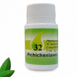 32. Phytolacca decandra (PICHICHENLAWEN) EN COMPRIMIDOS