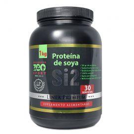 PROTEÍNA DE SOYA CON SILICIO 1000G