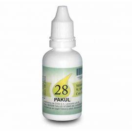 Remedio natural y efectivo para el tratamiento capilar - Pakul