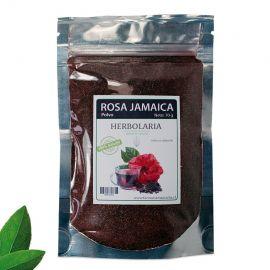 ROSA JAMAICA EN POLVO 70 GRS