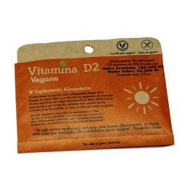 VITAMINA D2 (100 PORCIONES)