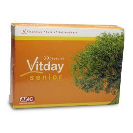 VITDAY SENIOR 30 CÁPSULAS