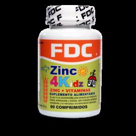 ZINC 4 KIDS  90 COMPRIMIDOS