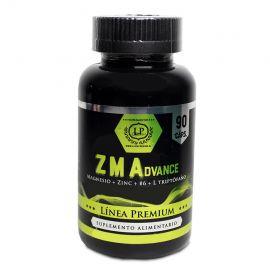 ZM ADVANCE (magnesio + triptófano +  vitamina B6 + Zinc)